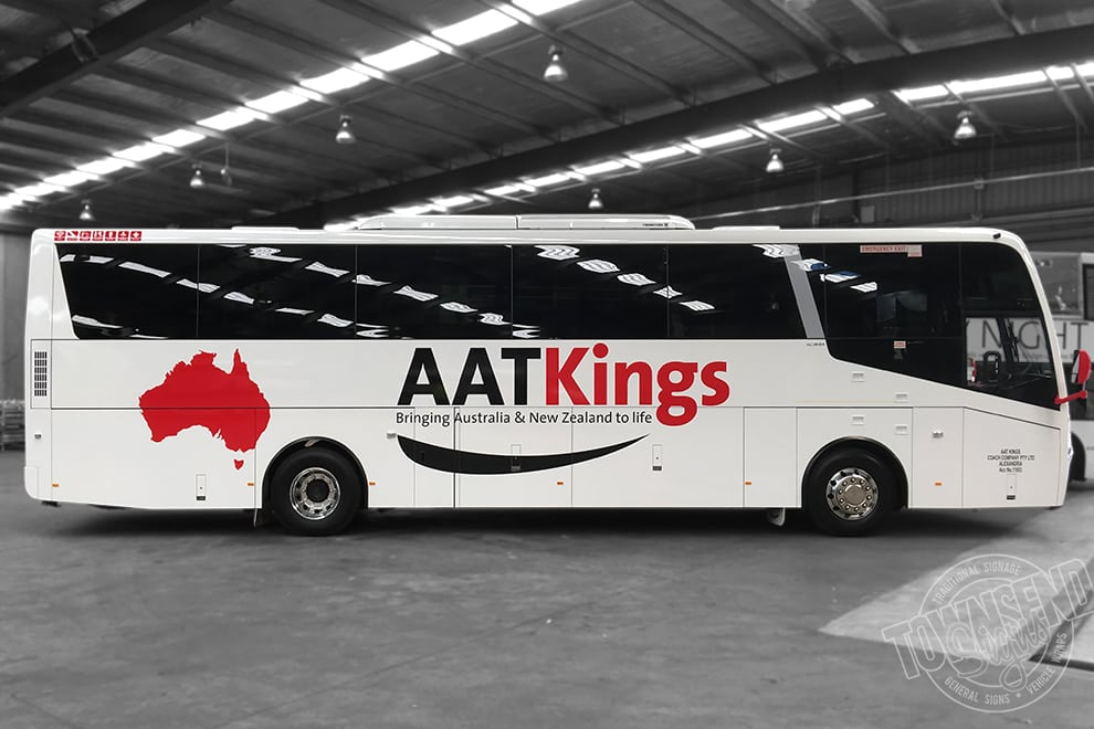 AAT Kings - Coach Wrap