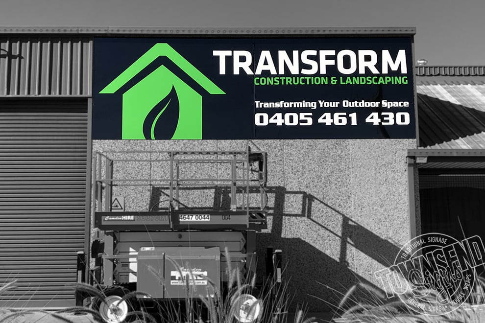 Transform Construction & landscaping